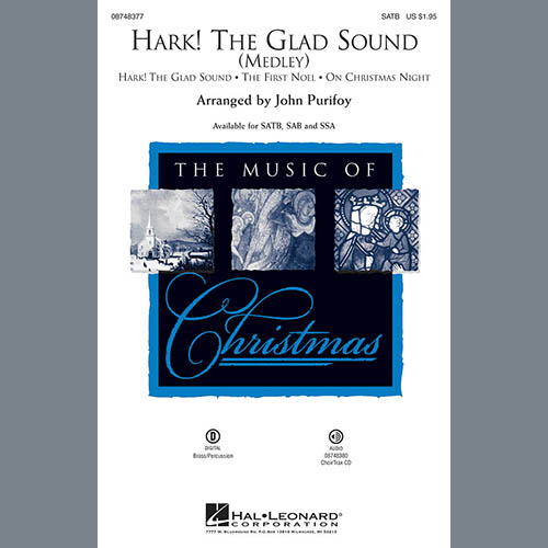 Easily Download John Purifoy Printable PDF piano music notes, guitar tabs for SATB Choir. Transpose or transcribe this score in no time - Learn how to play song progression.
