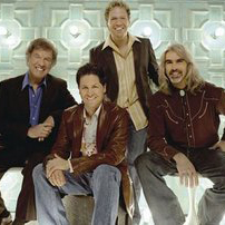 Download or print Gaither Vocal Band There's Something About That Name Sheet Music Printable PDF 5-page score for Gospel / arranged Piano Solo SKU: 162001.