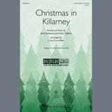 Download John Redmond & Frank Weldon 'Christmas In Killarney (arr. Cristi Cary Miller)' Printable PDF 18-page score for Christmas / arranged 3-Part Mixed Choir SKU: 407393.