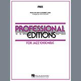Download John Wasson 'Free - Aux Percussion' Printable PDF 2-page score for Pop / arranged Jazz Ensemble SKU: 285378.