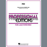 Download John Wasson 'Free - Baritone Sax' Printable PDF 3-page score for Pop / arranged Jazz Ensemble SKU: 285365.