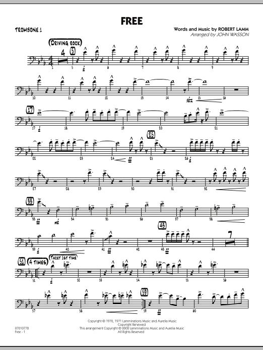 Free Trombone Sheet Music Pdf