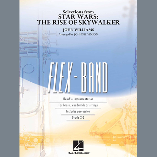 Easily Download John Williams Printable PDF piano music notes, guitar tabs for Concert Band. Transpose or transcribe this score in no time - Learn how to play song progression.