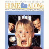 Download or print John Williams Somewhere In My Memory (from Home Alone) (arr. Phillip Keveren) Sheet Music Printable PDF 2-page score for Christmas / arranged Big Note Piano SKU: 456408.