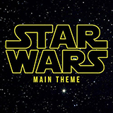 Download or print John Williams Star Wars (Main Theme) Sheet Music Printable PDF 1-page score for Classical / arranged Easy Guitar SKU: 170256.