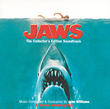 Download or print John Williams Theme from Jaws Sheet Music Printable PDF 3-page score for Classical / arranged Big Note Piano SKU: 177261.
