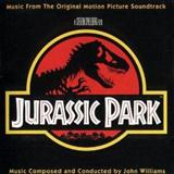 Download or print John Williams Theme From Jurassic Park Sheet Music Printable PDF 3-page score for Classical / arranged Big Note Piano SKU: 177259.