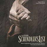 Download or print John Williams Theme From Schindler's List Sheet Music Printable PDF 2-page score for Film/TV / arranged Big Note Piano SKU: 99584.