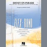 Download Johnnie Vinson 'Disney on Parade - Pt.3 - Bb Tenor Saxophone' Printable PDF 2-page score for Disney / arranged Concert Band SKU: 282486.