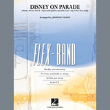 Download Johnnie Vinson 'Disney on Parade - Pt.5 - Eb Baritone Saxophone' Printable PDF 2-page score for Disney / arranged Concert Band SKU: 282499.