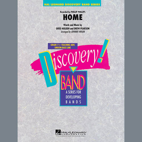 Easily Download Johnnie Vinson Printable PDF piano music notes, guitar tabs for Concert Band. Transpose or transcribe this score in no time - Learn how to play song progression.