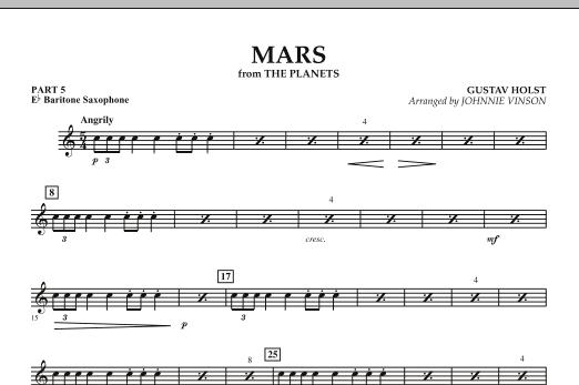 Johnnie Vinson Mars (from