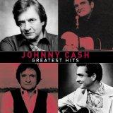 Download or print Johnny Cash Get Rhythm Sheet Music Printable PDF 2-page score for Country / arranged Guitar Chords/Lyrics SKU: 46296.