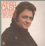 Download or print Johnny Cash One Piece At A Time Sheet Music Printable PDF 4-page score for Country / arranged Guitar Chords/Lyrics SKU: 46367.
