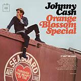 Download or print Johnny Cash Orange Blossom Special Sheet Music Printable PDF 2-page score for Country / arranged Guitar Chords/Lyrics SKU: 78780.