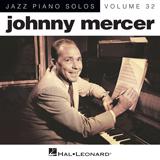 Download Johnny Mercer 'Lazybones [Jazz version] (arr. Brent Edstrom)' Printable PDF 5-page score for Jazz / arranged Piano Solo SKU: 154837.