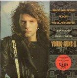 Download or print Jon Bon Jovi Blaze Of Glory Sheet Music Printable PDF 1-page score for Rock / arranged Alto Sax Solo SKU: 176110.