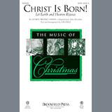 Download or print Jon Paige Christ Is Born! - Full Score Sheet Music Printable PDF 5-page score for Christmas / arranged Choir Instrumental Pak SKU: 370534.