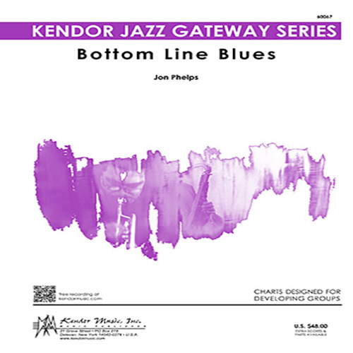 Easily Download Jon Phelps Printable PDF piano music notes, guitar tabs for Jazz Ensemble. Transpose or transcribe this score in no time - Learn how to play song progression.