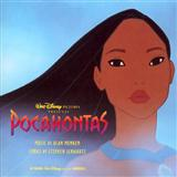 Download or print Jon Seceda If I Never Knew You (Love Theme from POCAHONTAS) Sheet Music Printable PDF 4-page score for Disney / arranged Piano Solo SKU: 84753.