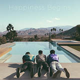 Download or print Jonas Brothers Happy When I'm Sad Sheet Music Printable PDF 4-page score for Pop / arranged Piano, Vocal & Guitar (Right-Hand Melody) SKU: 421750.