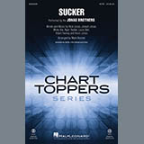 Download Jonas Brothers 'Sucker (arr. Mark Brymer)' Printable PDF 15-page score for Pop / arranged 2-Part Choir SKU: 425244.