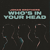 Download or print Jonas Brothers Who's In Your Head Sheet Music Printable PDF 6-page score for Pop / arranged Piano, Vocal & Guitar (Right-Hand Melody) SKU: 507448.