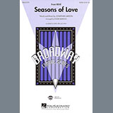 Download or print Jonathan Larson Seasons Of Love (from Rent) (arr. Roger Emerson) Sheet Music Printable PDF 11-page score for Broadway / arranged SSA Choir SKU: 476791.