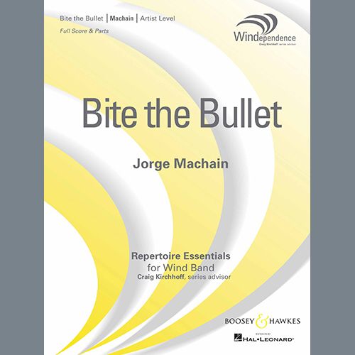 Easily Download Jorge Machain Printable PDF piano music notes, guitar tabs for Concert Band. Transpose or transcribe this score in no time - Learn how to play song progression.