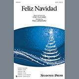 Download or print Jose Feliciano Feliz Navidad (arr. Paul Langford) Sheet Music Printable PDF 13-page score for Christmas / arranged 2-Part Choir SKU: 426440.