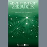 Download or print Joseph M. Martin Advent Introit And Blessing (arr. Stacey Nordmeyer) Sheet Music Printable PDF 11-page score for Advent / arranged SATB Choir SKU: 487777.