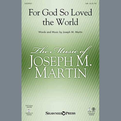 Easily Download Joseph M. Martin Printable PDF piano music notes, guitar tabs for Choir Instrumental Pak. Transpose or transcribe this score in no time - Learn how to play song progression.