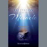 Download Joseph M. Martin 'Invitation to a Miracle - Score' Printable PDF 212-page score for Christmas / arranged Choir Instrumental Pak SKU: 356308.