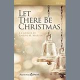 Download Joseph M. Martin 'Let There Be Christmas' Printable PDF 101-page score for Christmas / arranged SAB Choir SKU: 194967.