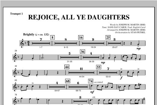 Joseph M. Martin Rejoice, All Ye Daughters (from