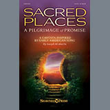 Download Joseph M. Martin 'Sacred Places - Guitar/Banjo' Printable PDF 11-page score for Sacred / arranged Choir Instrumental Pak SKU: 362034.