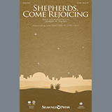 Download or print Joseph M. Martin Shepherds, Come Rejoicing (from Voices Of Christmas) - Harp Sheet Music Printable PDF 2-page score for Christmas / arranged Choir Instrumental Pak SKU: 341160.