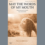 Download Joseph M. Martin and Brad Nix 'May The Words Of My Mouth' Printable PDF 7-page score for Sacred / arranged Unison Choir SKU: 432736.