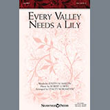 Download or print Joseph M. Martin and Robert Lowry Every Valley Needs A Lily (arr. Stacey Nordmeyer) Sheet Music Printable PDF 7-page score for Inspirational / arranged SAB Choir SKU: 430153.