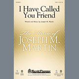 Download or print Joseph M. Martin I Have Called You Friend Sheet Music Printable PDF 5-page score for Concert / arranged Percussion Solo SKU: 94045.