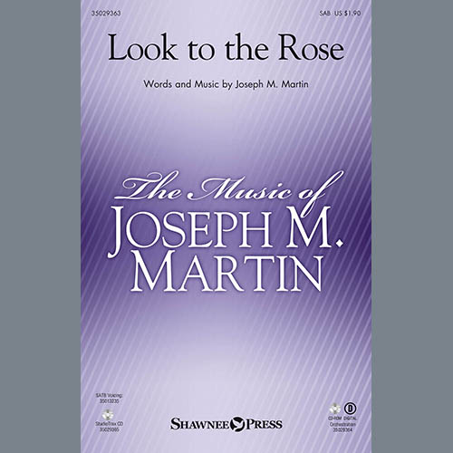 Easily Download Joseph Martin Printable PDF piano music notes, guitar tabs for SAB Choir. Transpose or transcribe this score in no time - Learn how to play song progression.