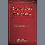 Download Joseph Martin 'O Come, O Come, Emmanuel (from Carols For Choir And Congregation) - Bass Trombone/Tuba' Printable PDF 1-page score for Christmas / arranged Choir Instrumental Pak SKU: 314868.
