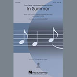 Download Josh Gad 'In Summer (from Disney's Frozen) (arr. Alan Billingsley)' Printable PDF 7-page score for Children / arranged 2-Part Choir SKU: 159797.