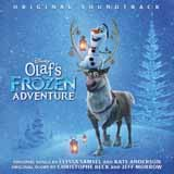 Download Josh Gad, Idina Menzel & Kristen Bell 'That Time Of Year (arr. Mark Brymer)' Printable PDF 13-page score for Children / arranged 2-Part Choir SKU: 406675.