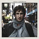 Download or print Josh Groban Au Jardin Des Sans-Pourquoi (The Garden Without