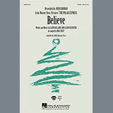 Download Josh Groban 'Believe (from The Polar Express) (arr. Mac Huff)' Printable PDF 11-page score for Christmas / arranged 2-Part Choir SKU: 30354.