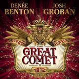 Download Josh Groban 'Letters (from Natasha, Pierre & The Great Comet of 1812)' Printable PDF 25-page score for Broadway / arranged Piano & Vocal SKU: 184124.