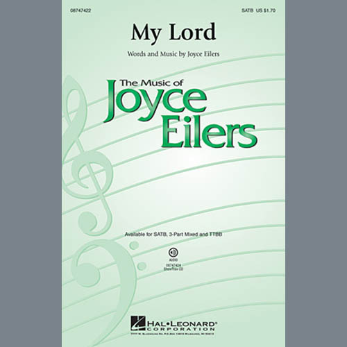 Easily Download Joyce Eilers Printable PDF piano music notes, guitar tabs for SATB Choir. Transpose or transcribe this score in no time - Learn how to play song progression.