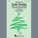 Download or print Joyce Eilers Season's Greetings (Medley) Sheet Music Printable PDF 9-page score for Christmas / arranged 2-Part Choir SKU: 475708.