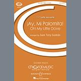 Download or print Juan-Tony Guzmán Ay! Mi Palomita (Oh! My Little Dove) Sheet Music Printable PDF 6-page score for Concert / arranged 2-Part Choir SKU: 252066.